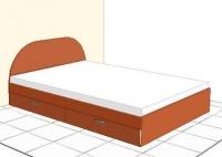 τιμή  επίπλωση κατόπιν ατομικού σχεδίου για κρεβατοκάμαρα
