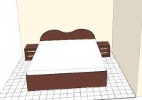 πολυτελή σετ κρεβατοκάμαρας για το σπίτι