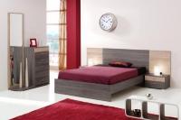 κρεβάτια με επένδυση από φυσικό ή οικολογικό δέρμα