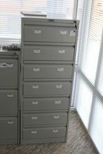 Уникален метален шкаф за класьори Бургас