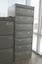 Работен метален шкаф за класьори поръчков Бургас